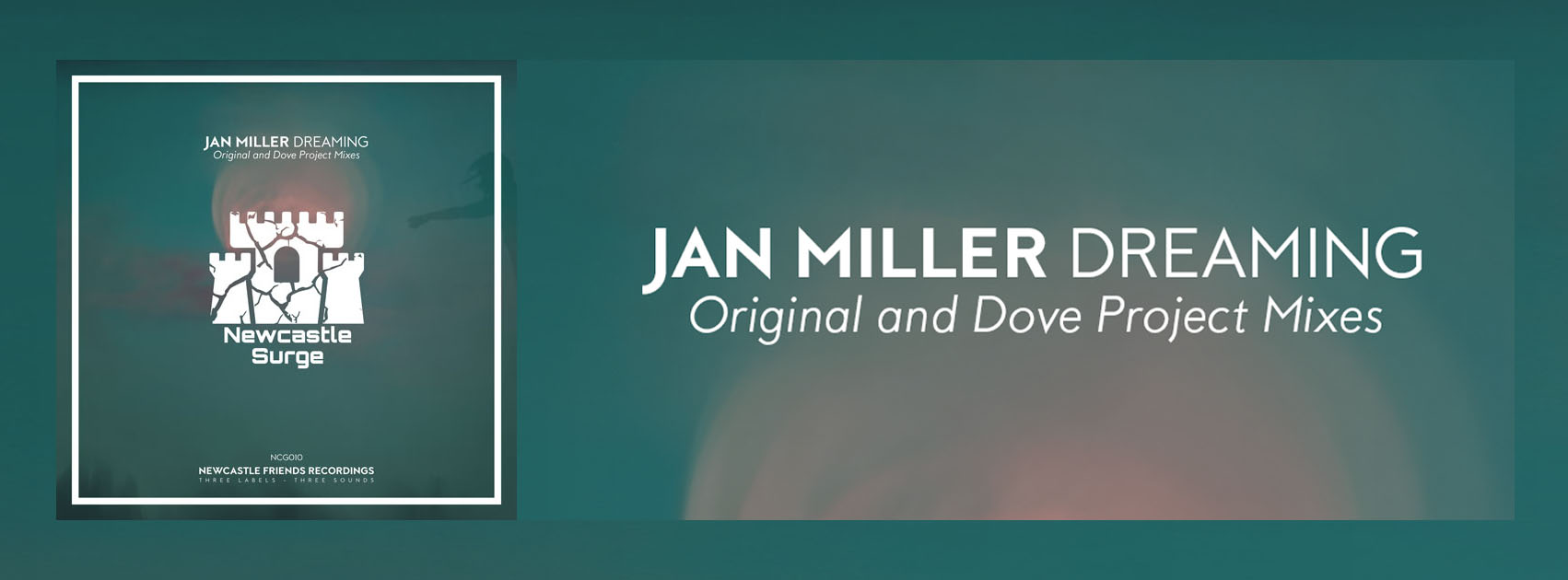 Jan Miller - Dreaming OUT NOW!
