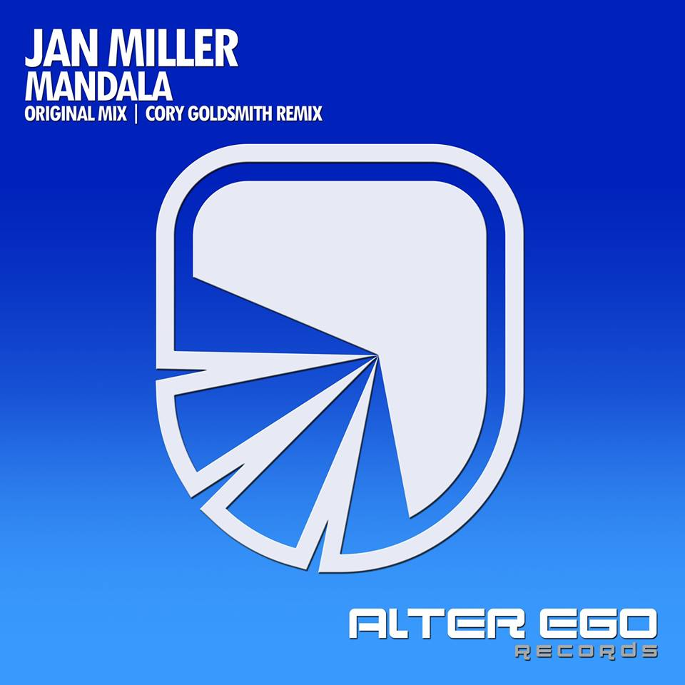 Jan Miller - Mandala | Alter Ego Records | AE309