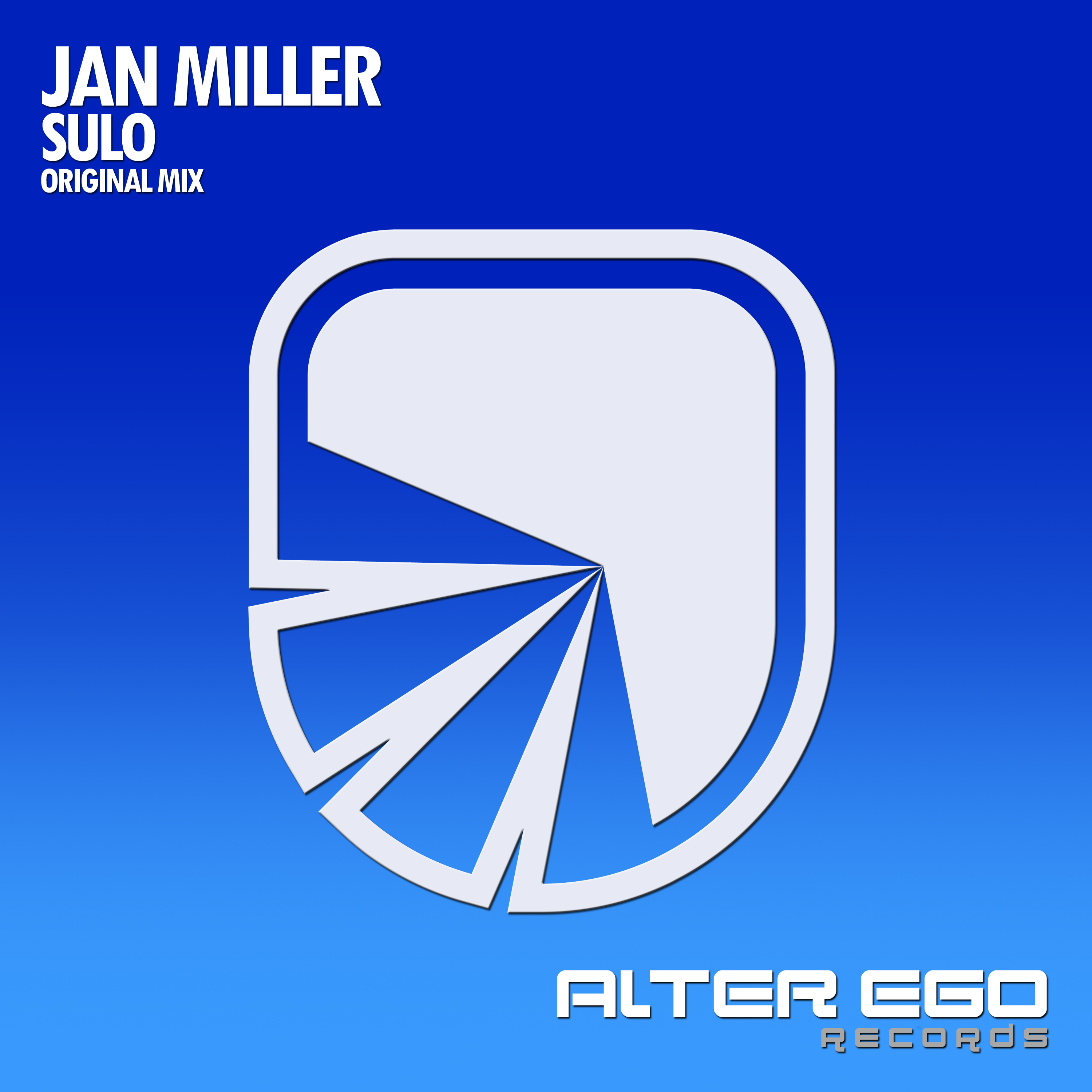 Jan Miller - Sulo OUT NOW!