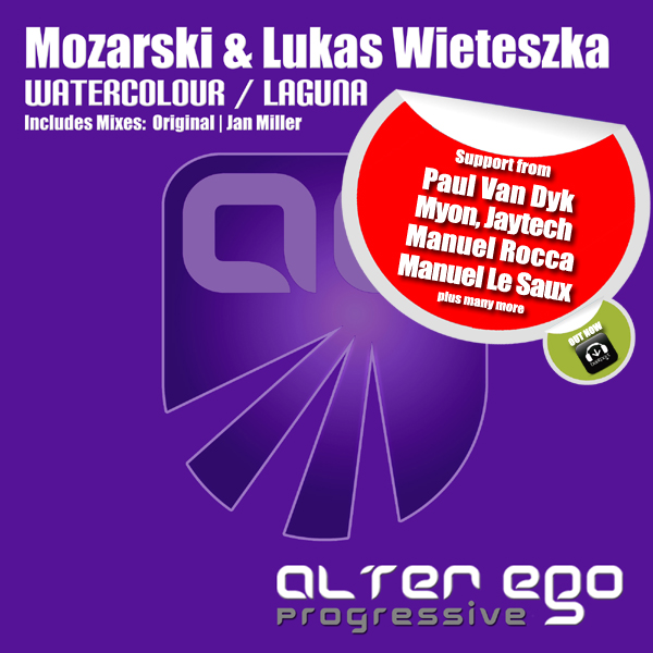 Lukas Wieteszka - Watercolour (Jan Miller Remix) - OUT NOW