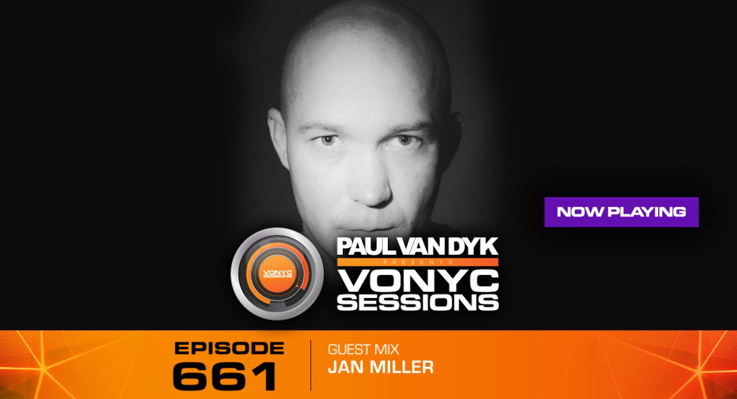 VONYC Sessions 661 Jan Miller guestmix